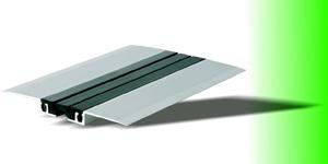 Профил за дилатационна фуга за под за последващ монтаж  - прав или ъглов